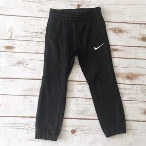 NIKE Dri-Fit Black Joggers Sweatpants